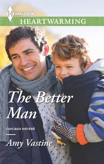 The Better Man Final Cover